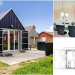 Danish Fisherman's Shed Converted into an Incredible Tiny House