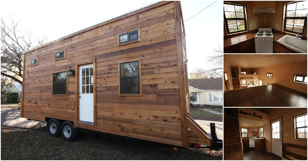 320sf Spacious Tiny House For Sale In Austin Texas For