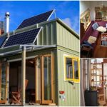 Beautiful, Off-Grid and Completely Custom 258sf Tiny House in New Zealand