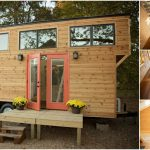 The Peponi from Perch and Nest Builders is a 24' Craftsman's Dream