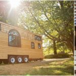"Perch and Nest Builders Release Charming 300sf ""Old World Vermont"" Tiny House"