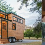 California Tiny House Company Releases Custom Pet-Friendly Home on 18' Trailer