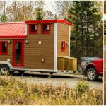 New Canadian Tiny House Builder Releases Impressive 210sf Home on Wheels