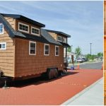 352sf Rustic Mountaineer Tiny House by Tiny House Building Company