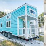 The Aqua Oasis Tiny House in Sarasota Sleeps Up to Six People