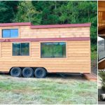 """450sf Tiny House Made for a Family of Four Proves """"Going Tiny"""" Isn't Just for Couples!"""