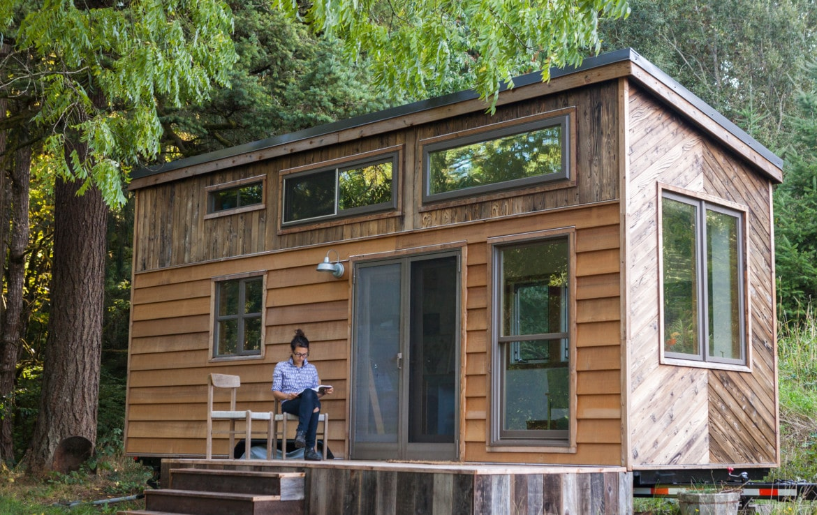 Incredible eco friendly 260sf tiny house for sale in for Sustainable small homes