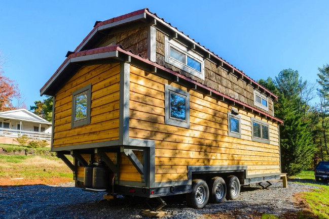 MH by Wishbone Tiny Homes - Tiny House Tour