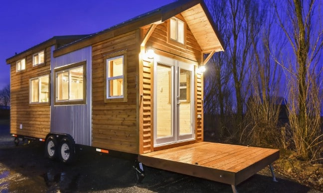 Canada Based Mint Tiny House Company Improves On Their