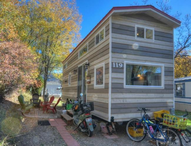 Tiny House by Rocky Mountain Tiny Houses