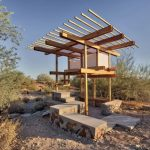 Student at Frank Lloyd Wright School of Architecture Designs Elegant Tiny House