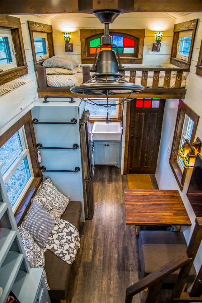 Tiffany Tiny House Tour