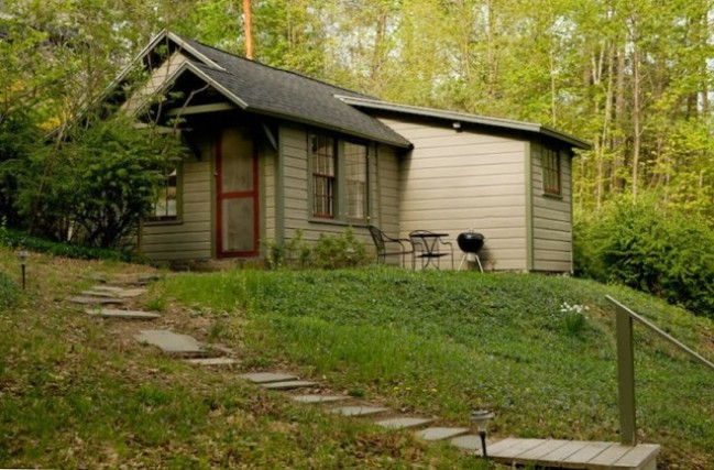 Secluded Tiny House Just Outside Woodstock