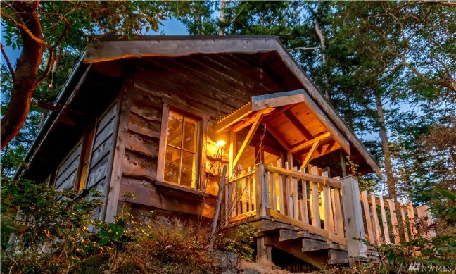 Photos Tiny House Seattle Wa: Handcrafted Tiny House For Sale On Orcas Island In