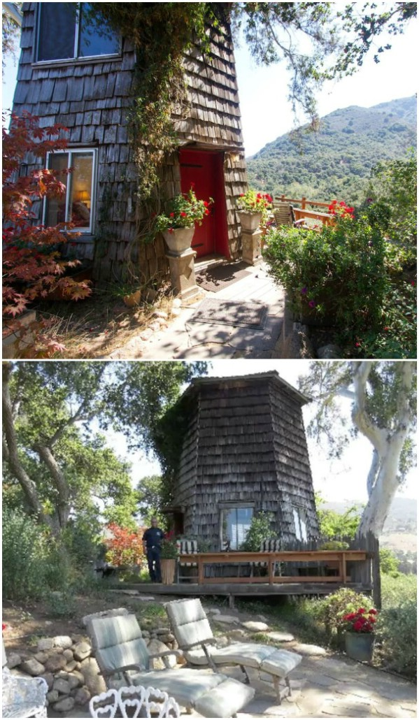 Serene Peaceful Tower Retreat