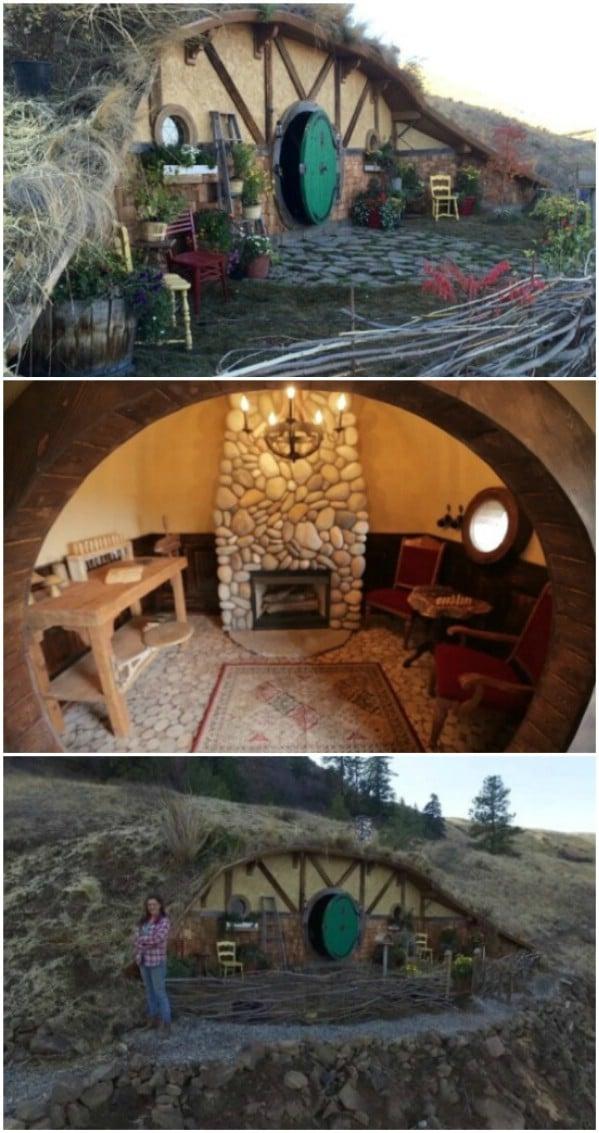 Hobbit House Community in Washington