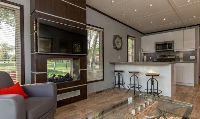Stunning 540 Square Foot Tiny House At Ontario Resort