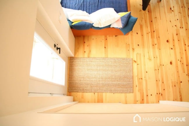 Modern and Minimalist 700 Square Foot Tiny House by Ma Maison Logique