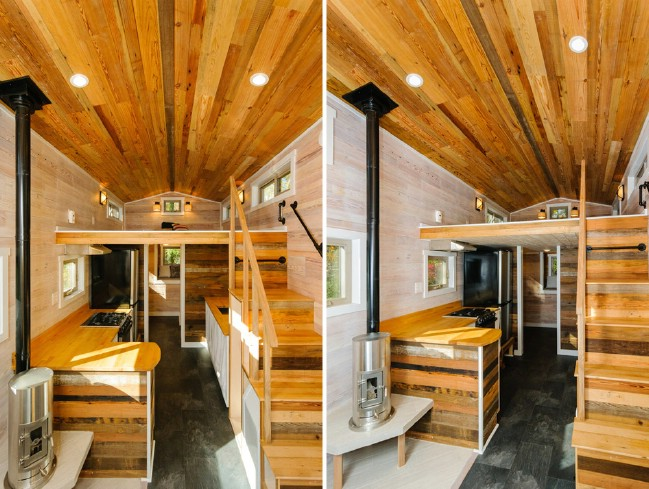 MH by Wishbone Tiny Homes Demands Attention Inside and Out - Tiny ...