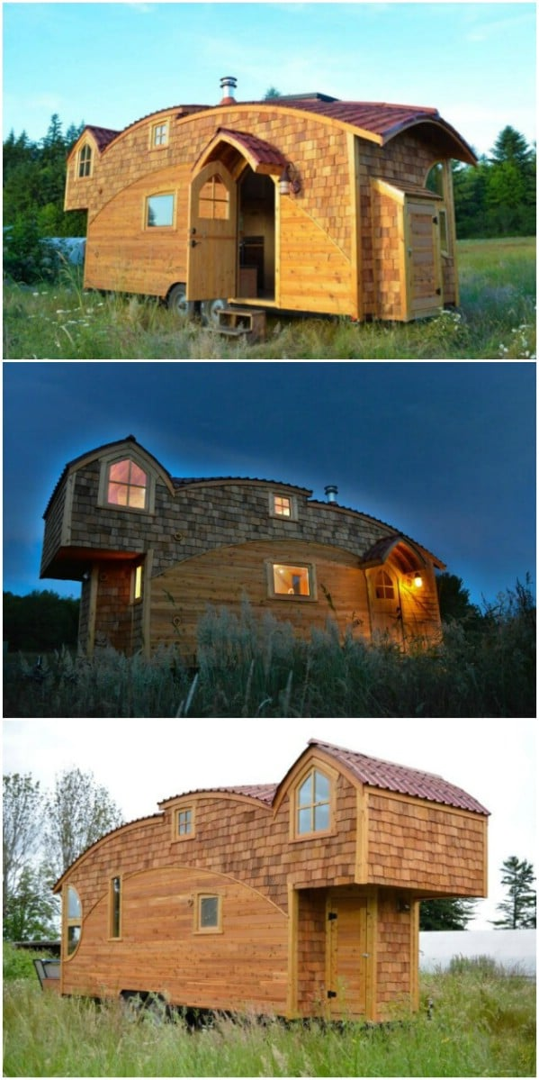 These 35 Enchanting Tiny Houses Look Just Like Real Life
