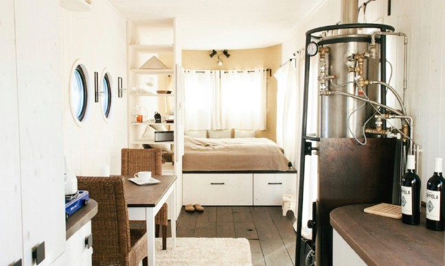 Wohnwagon tiny house tour