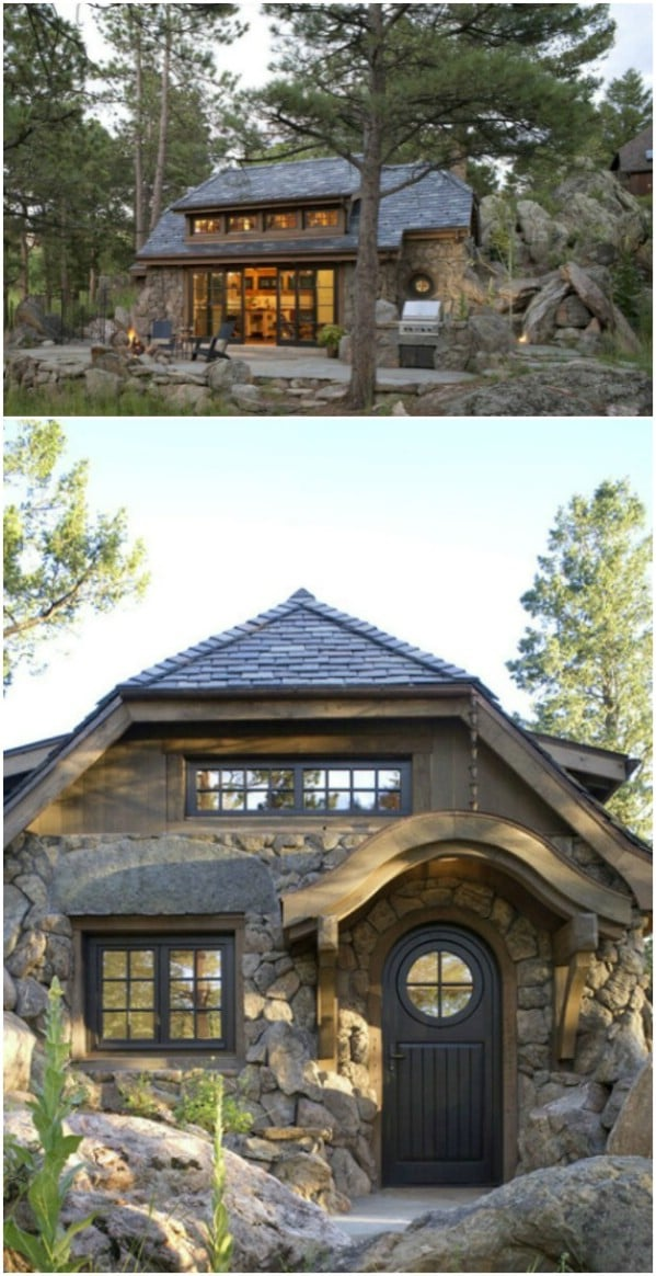 Mountain Cottage by TKP Architects