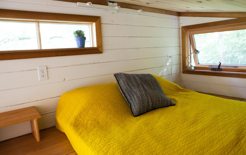 Eco-Friendly 260sf Tiny House