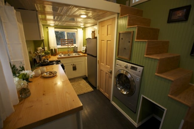 Spacious And Stylish 288 Square Foot Everett By American
