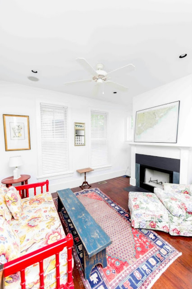 963 Square Foot Camden House in Beaufort