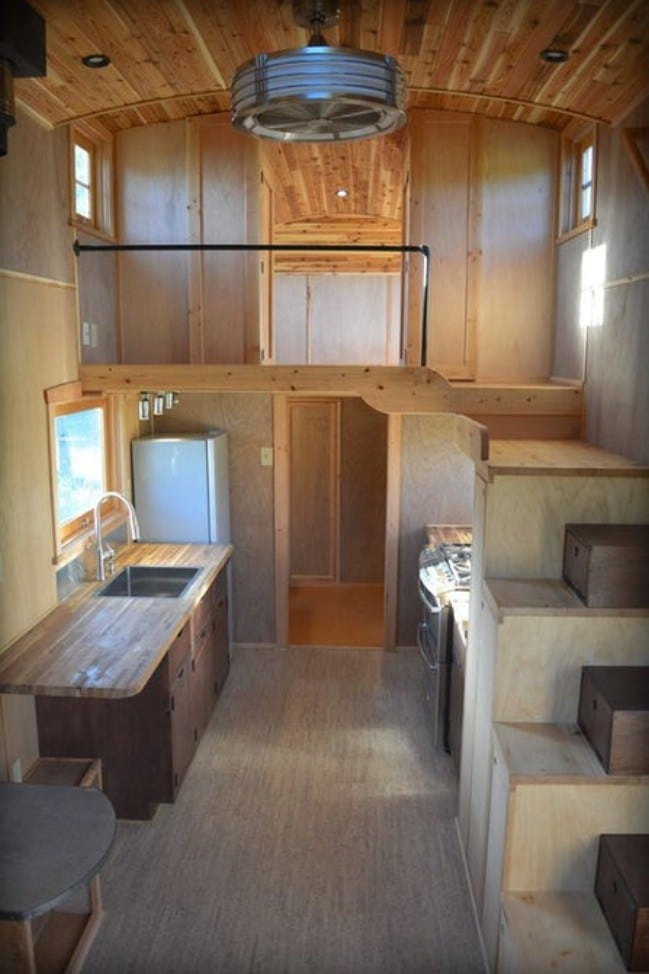 Zyl Wardos Moon Dragon Tiny House Tour