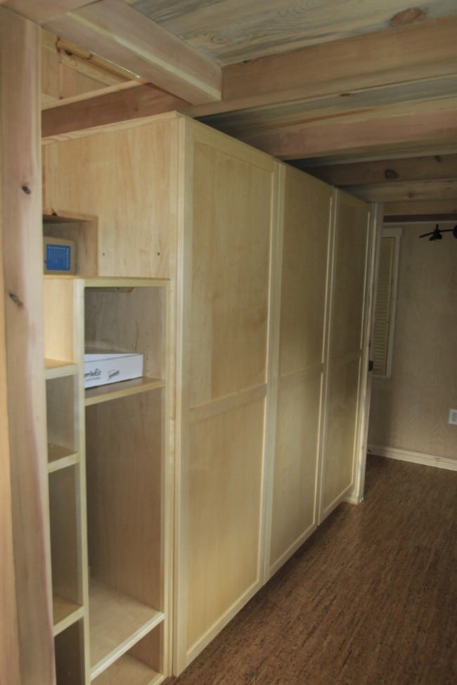 SimBLISSity Tiny Homes in Colorado Unveils Their 26' Monarch Model