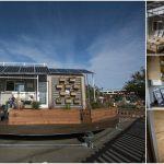 Revolve House by Santa Clara University Wins 2016 Tiny House Competition