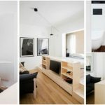Contemporary Tiny House Rental in Australia Packs Tons of Storage into 236 Square Feet