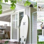 Australian Newlyweds Transform Family Garage Into 538 Square Foot Tiny House for Under $45,000