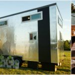 Airplane-Inspired 315 Square Feet Tiny House Gets Featured on Tiny House Nation