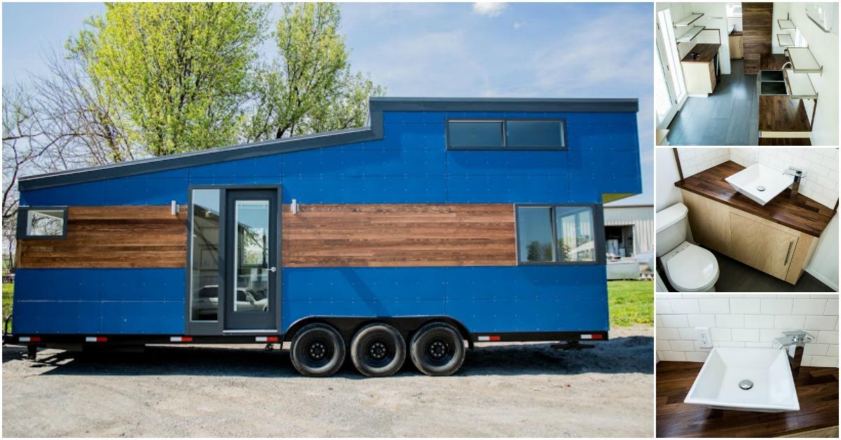 liberation tiny homes of pennsylvania release 28 big blue model tiny houses