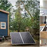 The Blue Heron from Rewild Tiny Homes Gets You Off the Grid in Style