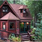 Escape to Northern California in the Dreamcatcher Tiny Log House on 1.3 Secluded Acres