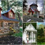 These 35 Enchanting Tiny Houses Look Just Like Real Life Fairy Houses