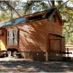 200 Square Foot Tiny House on Wheels by Hummingbird Housing in Georgia