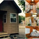 Off-Grid 272 Square Foot Tiny House on Wheels for $65,000