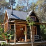 Rent This Charming and Rustic Pioneer Tiny House in New Zealand and be Taken Back in Time