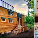 Engineering Couple Plus Their Three Dogs Live in 200 Square Foot Tiny House