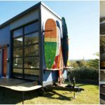 Surfer Couple Design Custom Tiny House to Have Freedom to Pursue Their Passion