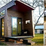 260 Square Foot Single Loft Model by Tex Zen Tiny Home Company
