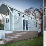 Open Concept Model by TexZen Tiny Home Company {Tiny House Tour}