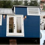 Tiny Heirloom Pulls Out All the Bells & Whistles to Build This Vintage Glam Tiny House