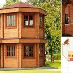 Adorable 272 Square Feet Domed Tiny House from Barrett Leisure for $30,000