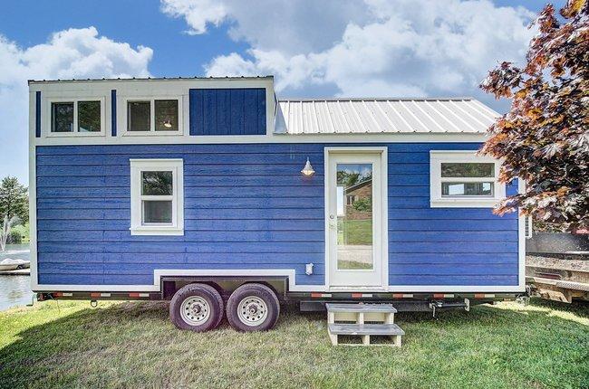 Modern Tiny Living Releases Perfect Kokosing Tiny House
