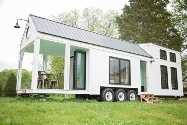 Perch Nest Releases Newest Family Size Tiny Farmhouse On